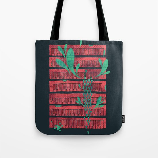 Power Chord Tote Bag