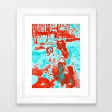 Domesticated Framed Art Print