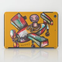 Let's Fly? iPad Case