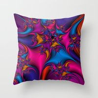 Mandala Bliss Throw Pillow
