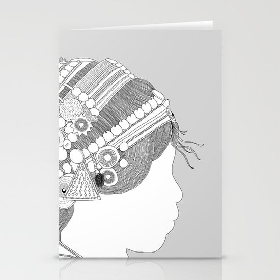 A TRIBE CALLED WOMEN Stationery Card