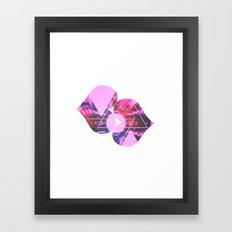 ladylove Framed Art Print