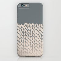 Half Knit Ombre Nat iPhone 6 Slim Case