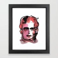 Matt Framed Art Print
