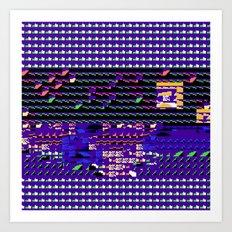 > NES V2 Art Print