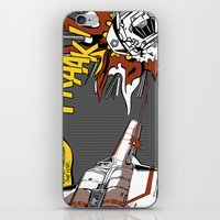 FRAAK! iPhone & iPod Skin