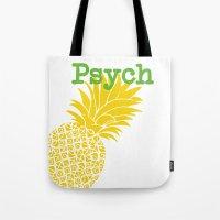 Minimalist Psych  Tote Bag