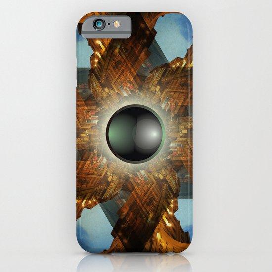 Emerald Chapel iPhone & iPod Case
