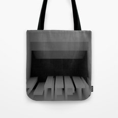 3D Z-DEPTH Tote Bag