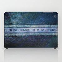 Berliner Mauer iPad Case