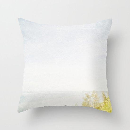 Dream Big Hillside Throw Pillow