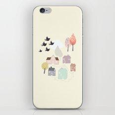 'Den lilla Staden' iPhone & iPod Skin