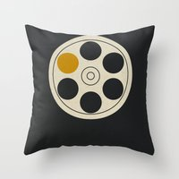 Dirty Harry Throw Pillow