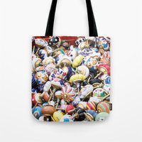 Turkish Door Knobs Tote Bag