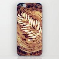 coffee 2 iPhone & iPod Skin