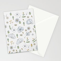 Watercolor Toribio Stationery Cards