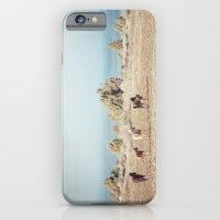 Oregon Wilderness Horses iPhone 6 Slim Case