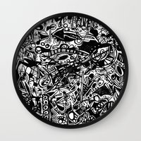Happy Gram Wall Clock