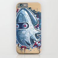iPhone & iPod Case featuring A GHOST IS BORN by Tim Shumate