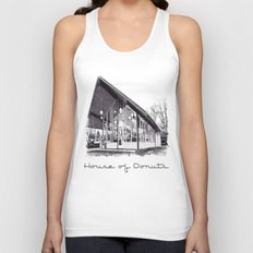 House of Donuts Unisex Tank Top