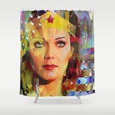 Wonder Shower Curtain