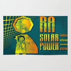 Ra Solar Power Rug
