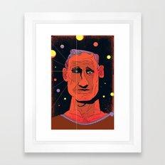 Neal Cassady Framed Art Print
