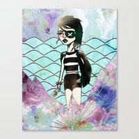 Pirate Day Canvas Print