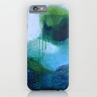 iPhone & iPod Case featuring Mists No. 1 by Prelude Posters