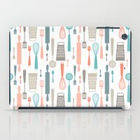 Kitchen Utensils iPad Case