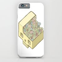 FlowerSkull iPhone 6 Slim Case