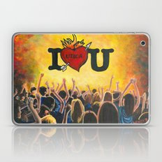 Utica Music and Arts Fest Laptop & iPad Skin