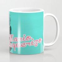 Mario Vaquerizo Mug
