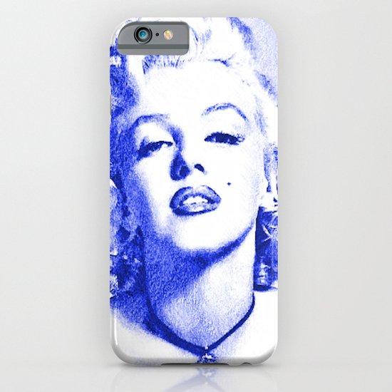 Marilyn Monroe 4 iPhone & iPod Case
