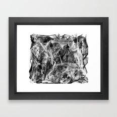 everyday hero  Framed Art Print