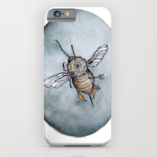 The Queens Last Warrior iPhone & iPod Case