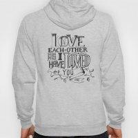 Love Letters Hoody