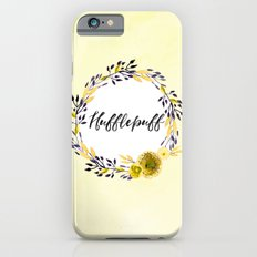 HP Hufflepuff in Watercolor Slim Case iPhone 6s