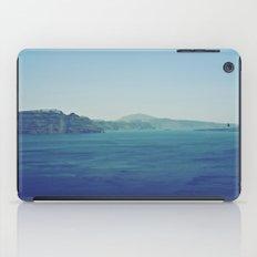 Greek Island Blues iPad Case