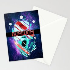 Space Baby Stationery Cards