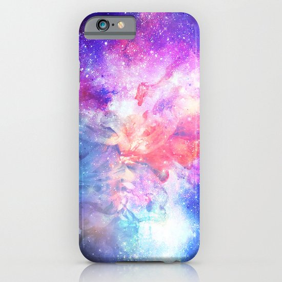 Nébuleuse iPhone & iPod Case