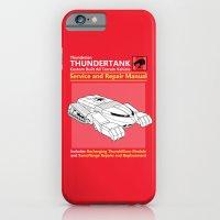 Thundertank Service and Repair Manual iPhone 6 Slim Case