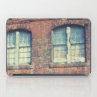 Old Mill Windows iPad Case