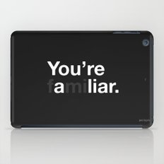 Liar iPad Case