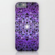 Floral Abstract Backgrou… iPhone 6 Slim Case