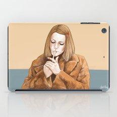 Margot Tenenbaum iPad Case