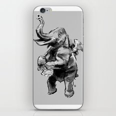 Fly Heavy iPhone & iPod Skin