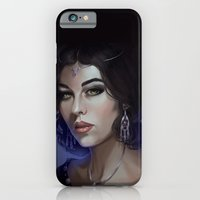 iPhone & iPod Case featuring Morgana LeFay by Jessica Prando