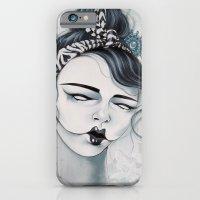 Miss Tigre iPhone 6 Slim Case