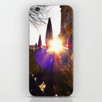 'Urban Sunburst' iPhone & iPod Skin